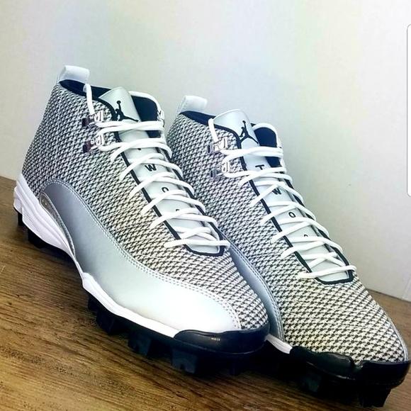 1b76b16faa Nike Air Jordan XII 12 RETRO BASEBALL Cleats MCS